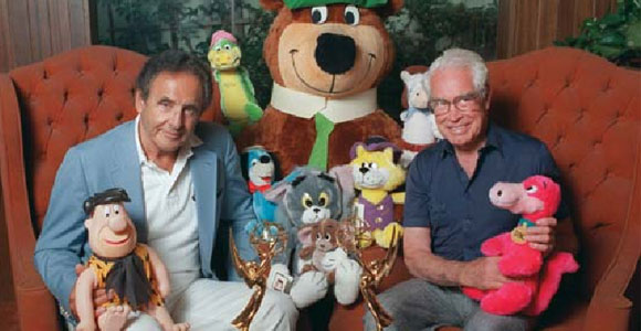 William Hanna e Joseph Barbera