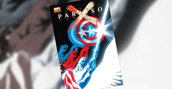 Panini fecha trilogia com o encadernado Paraíso X