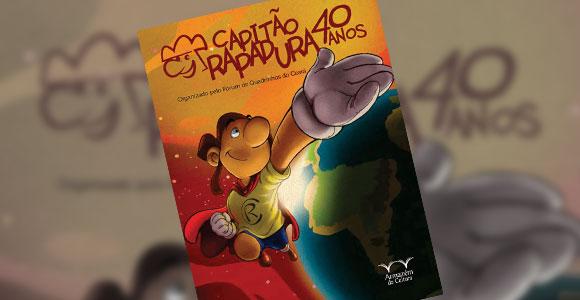 Capitão Rapadura comemora 40 anos com edição especial