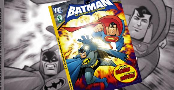 Novos DC/Cartoon pela Abril
