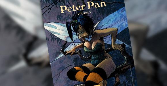 Editora Nemo encerra Peter Pan com publicação do terceiro volume