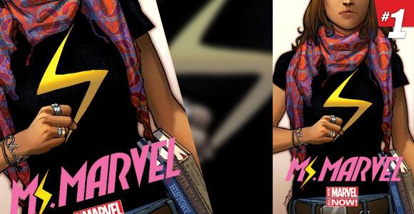 Nova Miss Marvel será uma garota adolescente muçulmana