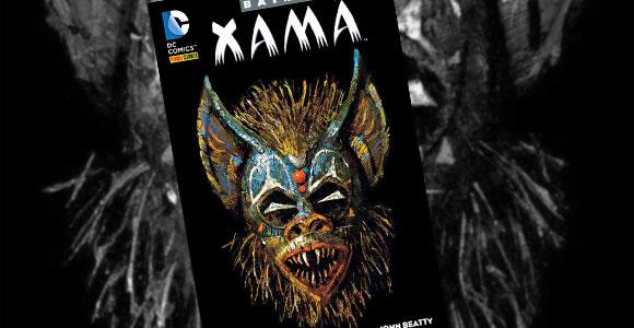 Batman – Xamã volta a ser publicado, agora pela Panini