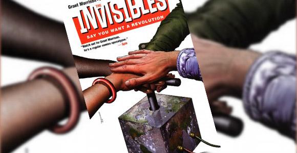 Novidades da Panini para o selo Vertigo, em 2014, inclui Os Invisíveis