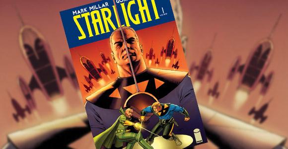 Image Comics lançará nova revista de Mark Millar