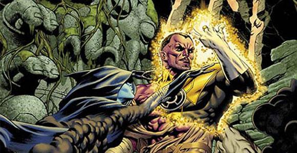 Sinestro, inimigo do Lanterna Verde, ganha série própria