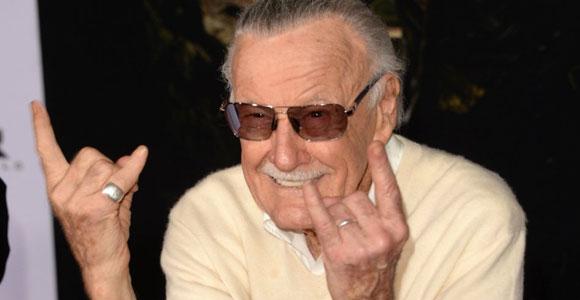 Stan Lee é uma das 10 celebridades mais influentes do mundo