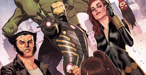 Avengers Assemble terminará na edição # 25