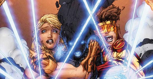 DC cancela Novos Titãs e muda equipe criativa de Asa Norturna