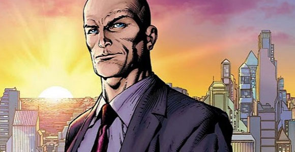 Lex Luthor será o novo integrante da Liga da Justiça