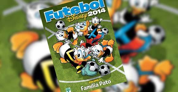 Futebol Disney 2014: série em três edições no clima da Copa do Mundo