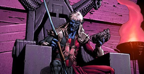 Malekith retorna aos quadrinhos