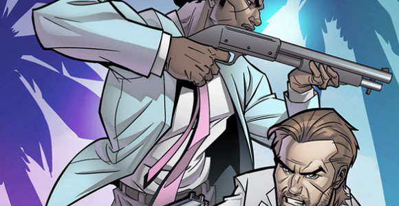 Miami Vice ganhará continuação nos quadrinhos
