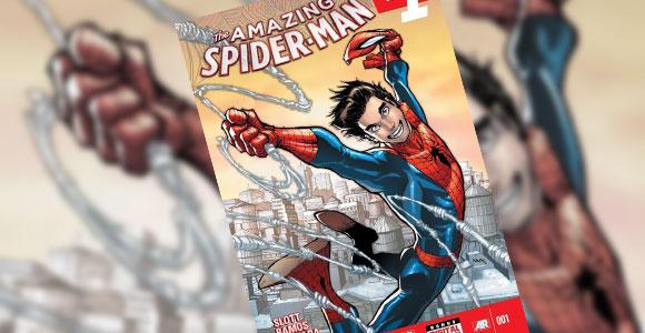 A revista de herói mais vendida dos últimos 10 anos: The Amazing Spider-Man # 1