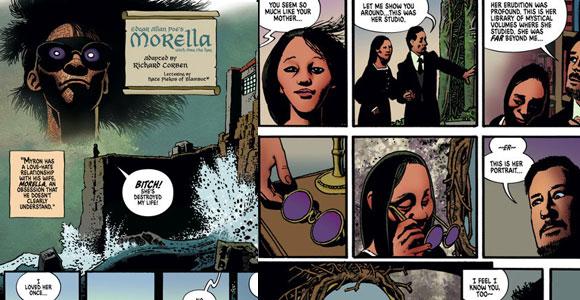 Dark Horse Comics lança HQ de Richard Corben e Edgar Allan Poe