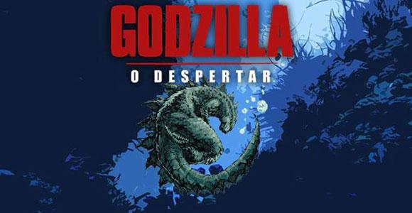 Editora Hanabi lançará graphic novel Godzilla – O Despertar no Brasil
