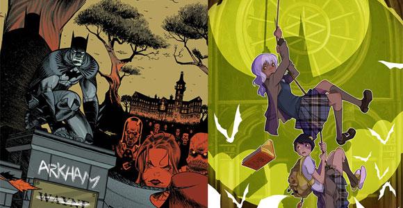 DC Comics lançará mais duas séries mensais do Batman