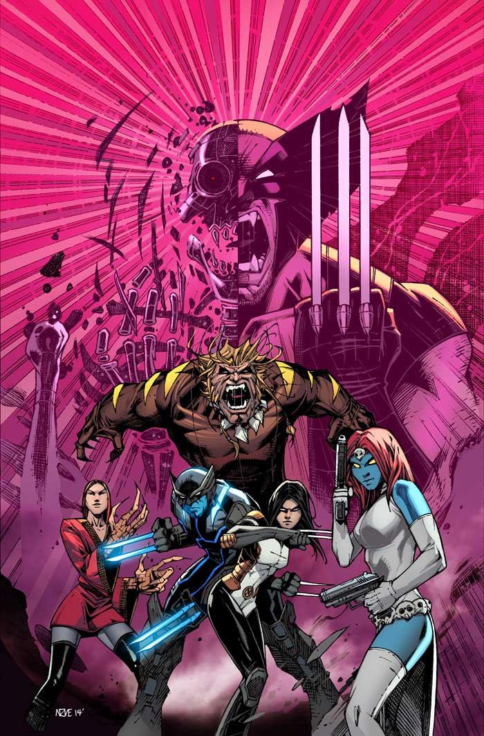 Minissérie The Logan Legacy será ligada à Morte de Wolverine