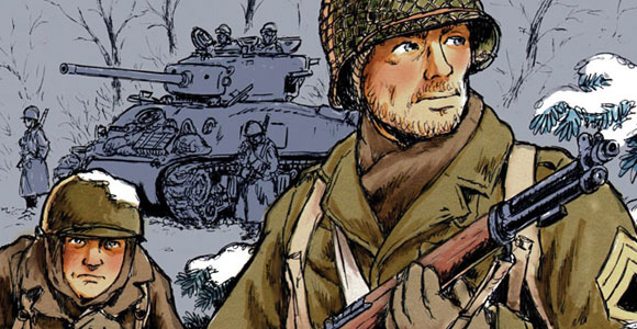 Zenith Press lança histórias de guerra
