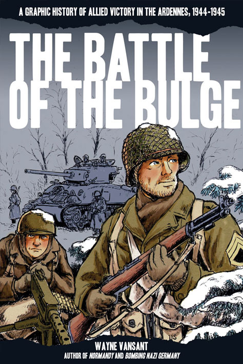 The Battle of Bulge - Capa