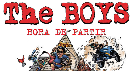 Devir lança quarto volume de The Boys