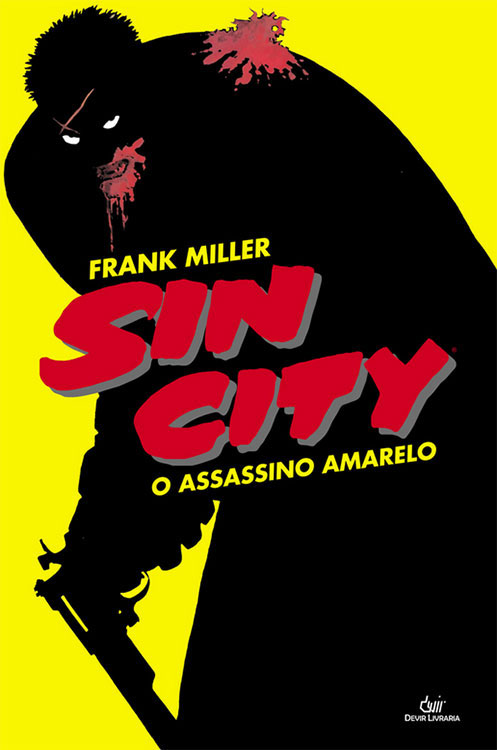 Devir relança Sin City – O Assassino Amarelo e A Pior Banda do Mundo – Volume 2