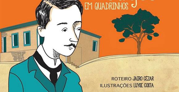 Augusto dos Anjos em Quadrinhos: lançamento da Patmos Editora