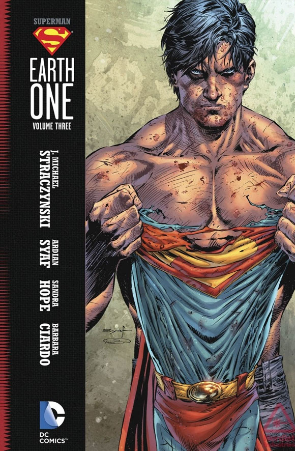 Detalhes de Superman – Earth One – Volume 3