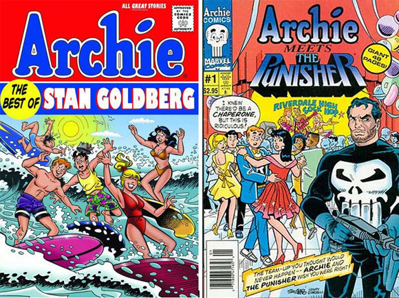 Archie Comics - Stan Goldberg