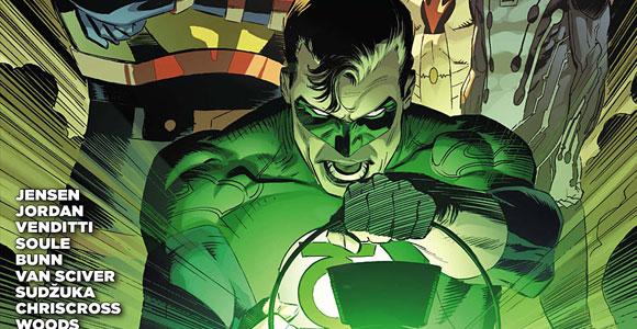 Lançada nova série do Lanterna Verde