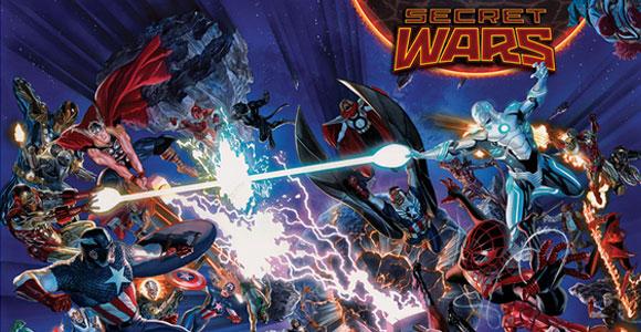 Marvel terá uma nova guerra secreta