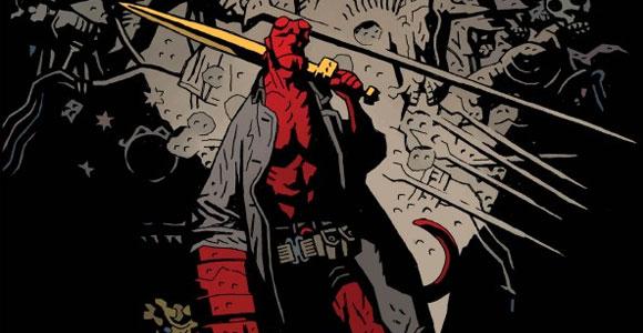 Hellboy – Tormenta e Fúria: novidade da Mythos para 2015