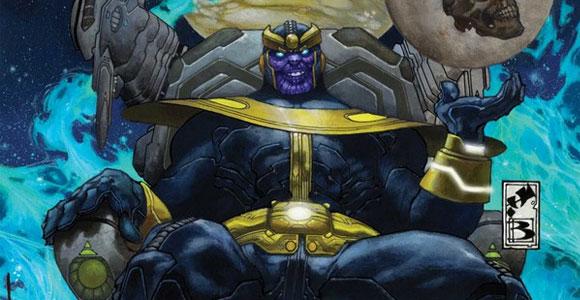 Panini lança a edição especial A Ascensão de Thanos
