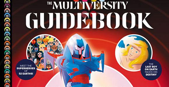 The Multiversity ganhará um guia de 80 páginas
