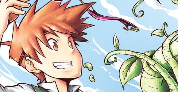 Jack, HQ independente estilo mangá, é novidade da 23 Comics