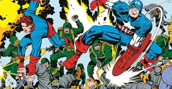 Marvel lançará especial em capa dura com trabalhos de Jack Kirby