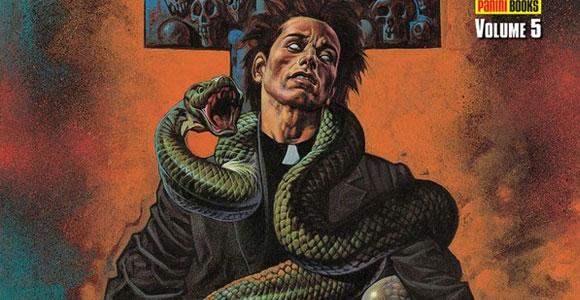 Panini completa a publicação de Preacher em capa dura