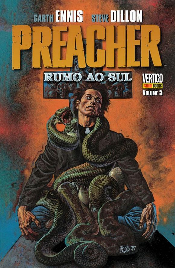 Preacher - Volume 5