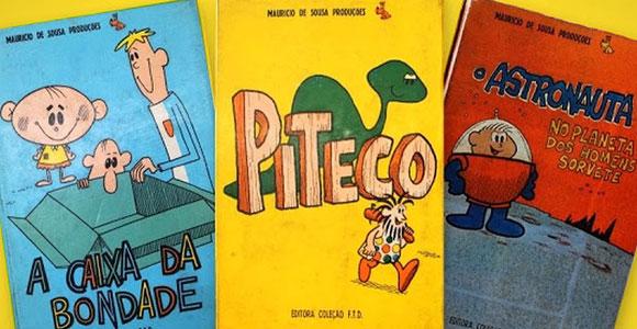 Editora Martins Fontes relançará os primeiros livros infantis de Mauricio de Sousa