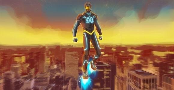 Graphic novel nigeriana apresenta um super-herói do futuro