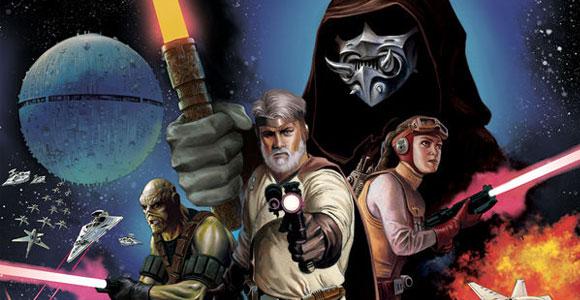 Panini publicará história com conceitos originais de Star Wars