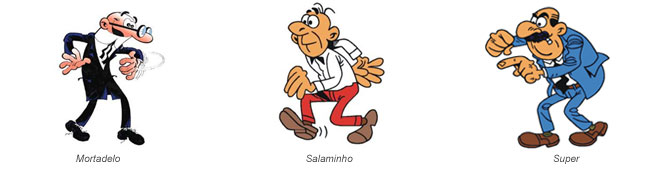 personagens-mortadelo