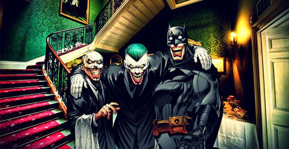 Batman: Fim de Endgame confirma o destino de Bruce e Coringa