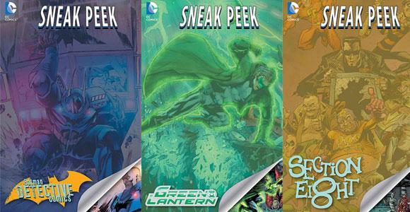 DC divulga prévia dos novos títulos que serão publicados a partir de junho