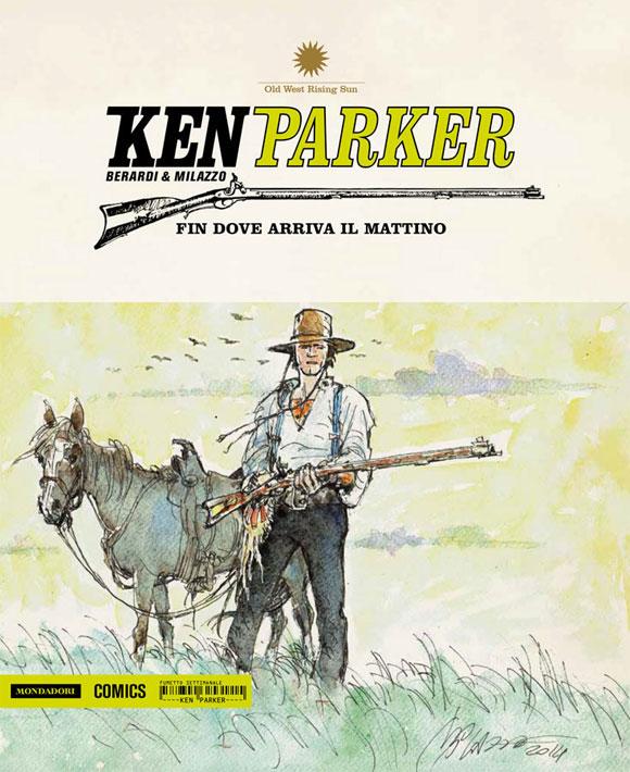 Mondadori publica Ken Parker inédito