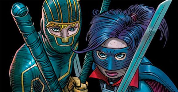 Panini publicará terceiro volume de Kick-Ass