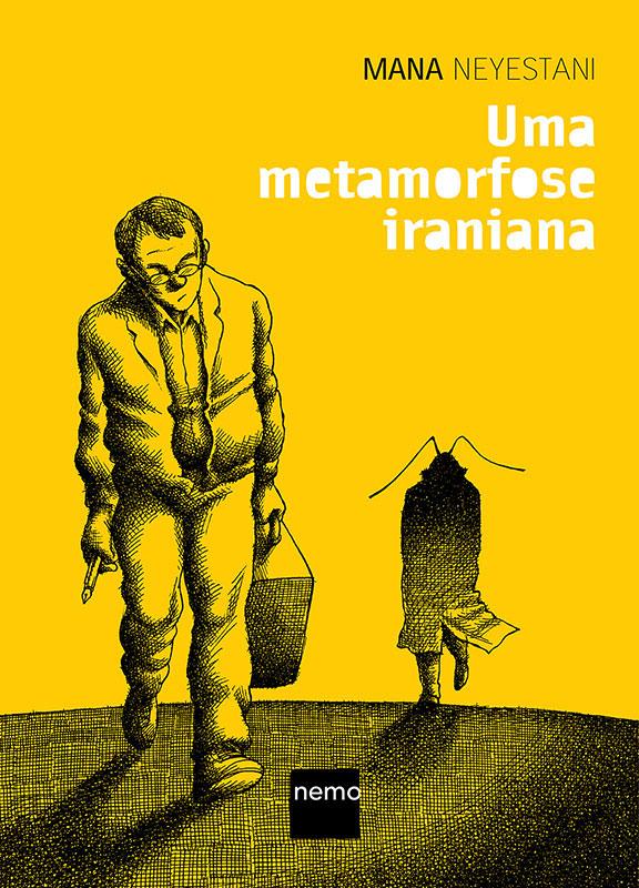 Graphic novel da Nemo conta história de autor preso pelo regime iraniano