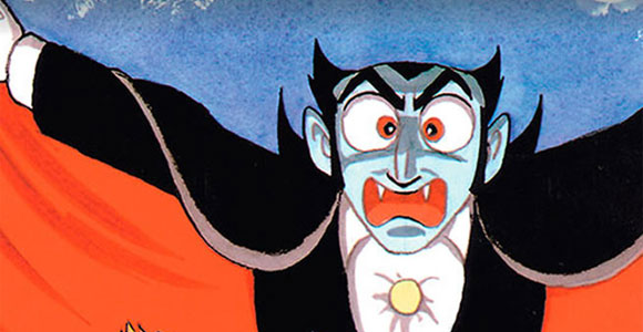 NewPop lança Don Drácula, de Osamu Tezuka
