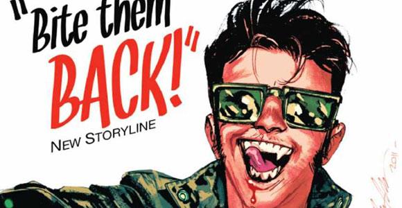 Panini anuncia quarto volume de Vampiro Americano e novidades da DC