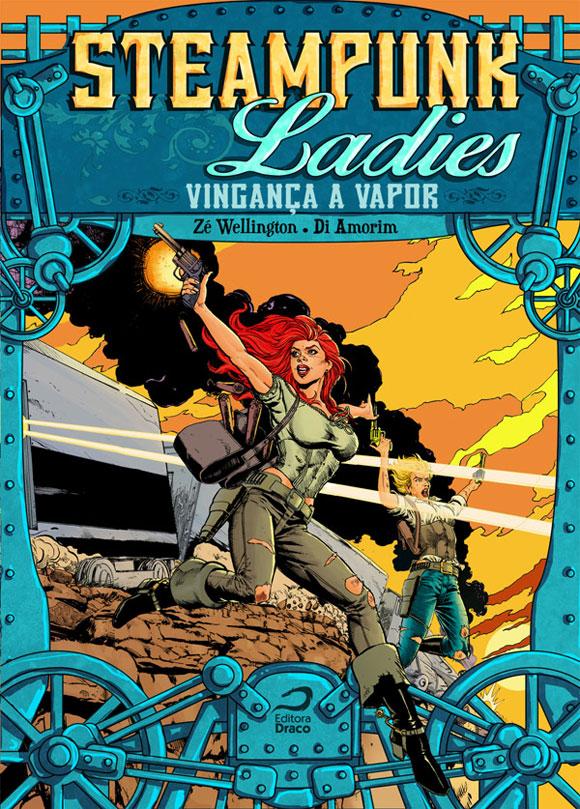 Steampunk-Ladies-Vingança-a-Vapor-é-a-nova-HQ-da-Editora-Draco_capa